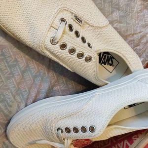 Vans Authentic PT (Basket Weave) Sneaker